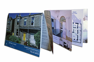 A4 8pp Property Brochures