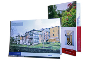 A4 4pp Property Brochures